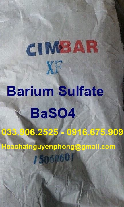 BaSO4 , Bari Sunphat , Trung Quốc