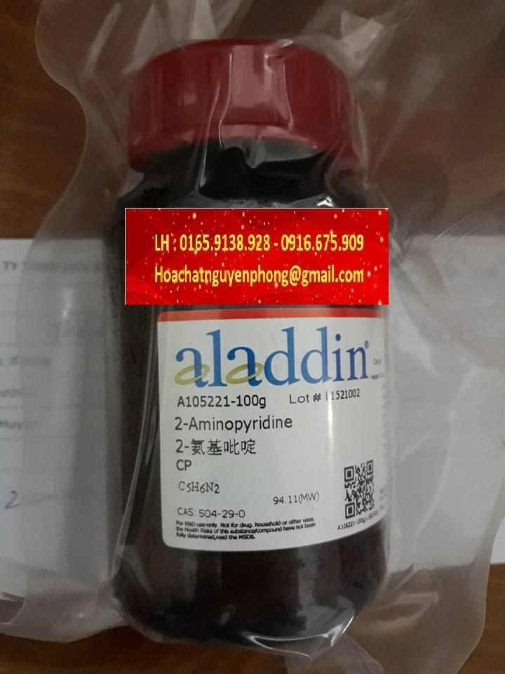 2-aminopyridine , C5H6N2 , ALADDIN , 504-29-0 ,