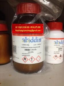 Lanthanum nitrate hexahydrate , La(NO3)3 , ALADDIN