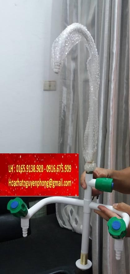 Vòi rửa 3 nhánh , Trung Quốc