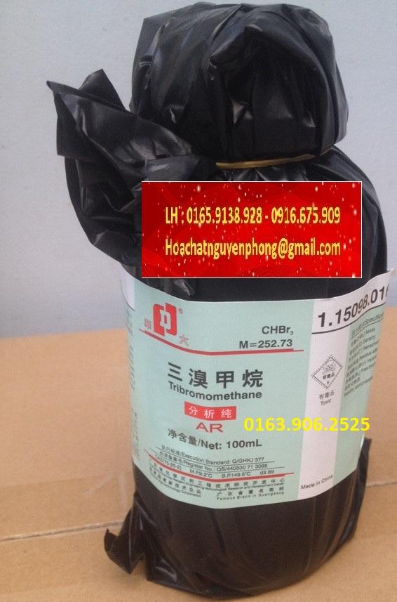 Triboromomethane , Bromoform , CHBr3,  JHD, Son Dau, Sơn Đầu, 75-25-2