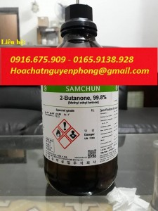2-Butanone , MEK , Methyl ethyl Ketone , Samchun, hàn quốc , korea