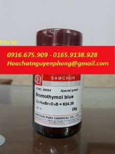 Bromothymol blue , SAMCHUN , HÀN QUỐC
