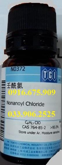 Nonanoyl Chloride , C9H17ClO , TCI , Nhật
