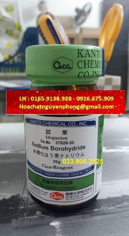 Sodium Borohydride , NaBH4 , Kanto