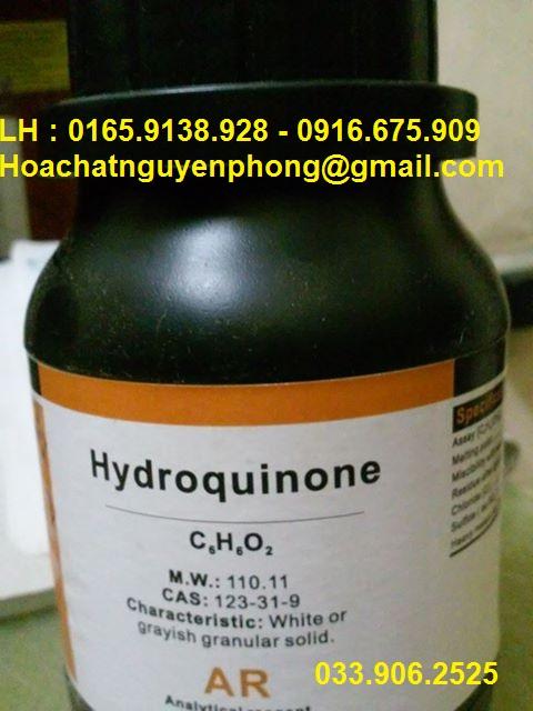 HYDROQUINONE , C6H6O2 , XILONG