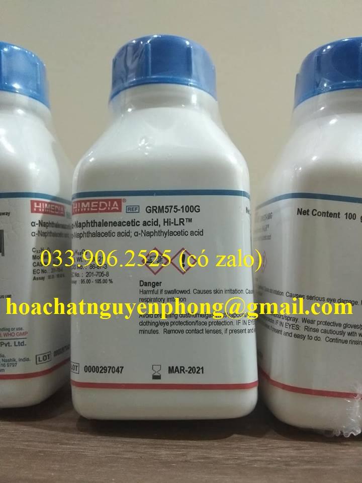 NAA , naphthalene acetic acid , Himedia , Ấn Độ