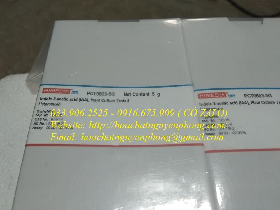 Indole-3-acetic acid , IAA , Himedia , Ấn Độ