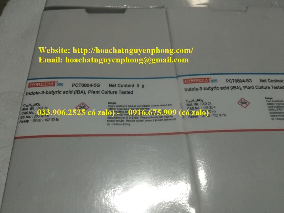 Indole-3-butyric acid , IBA , Plant Culture Tested , Himedia , Ấn Độ