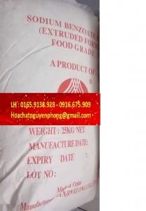 Natri Benzoate , Sodium Benzoate , Trung Quốc