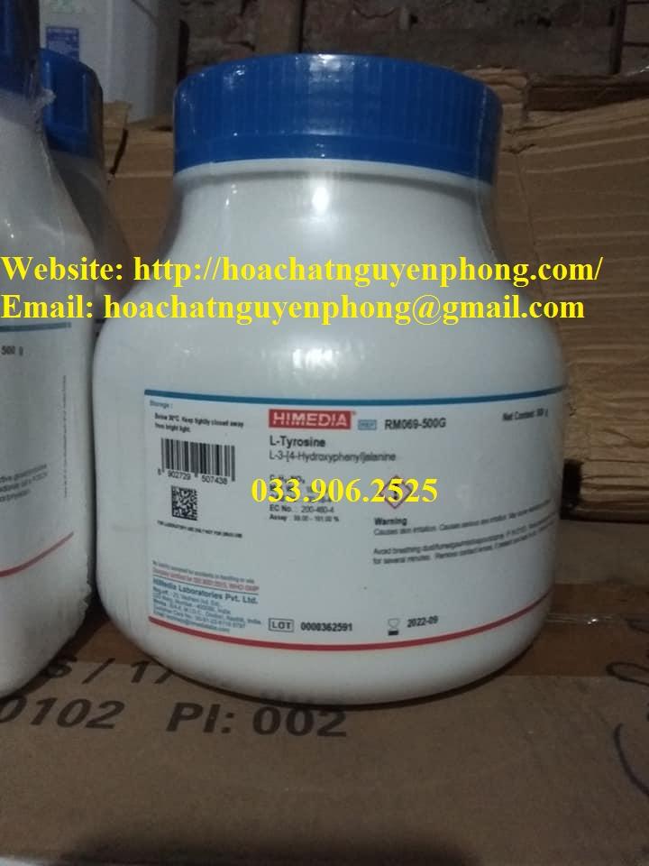 L-Tyrosine , C9H11NO3 , Himedia , Ấn Độ