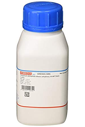 Potassium phosphate dibasic , K2HPO4 , Himedia , Ấn Độ