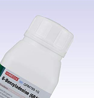 6-Benzyladenine ,6-BAP , 6- Benzylaminopurine , Kích thích tố 6-BAP , Cytokinin , Himedia , Ấn Độ