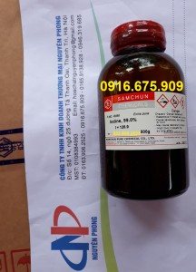 Iodine , I2 , 99.0% , Samchun , Hàn Quốc